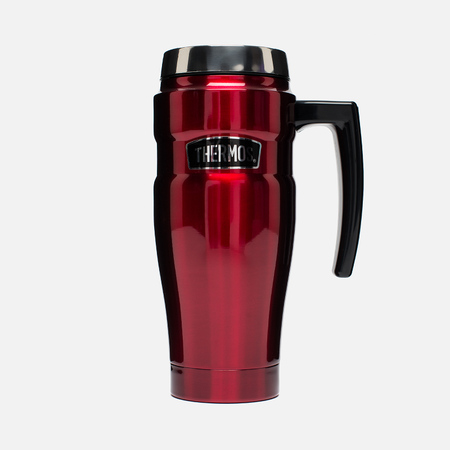 Thermos King 470ml Thermos Red/Black