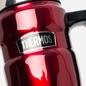 Термос Thermos King 470ml Red/Black фото - 4