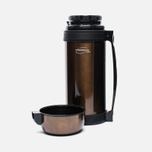 Thermos Lucky Vacuum 2L Thermos Brown photo- 1