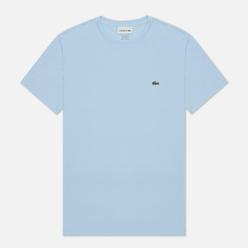 Мужская футболка Lacoste Crew Neck Pima Cotton Overview