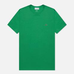 Мужская футболка Lacoste Crew Neck Pima Cotton Chervil