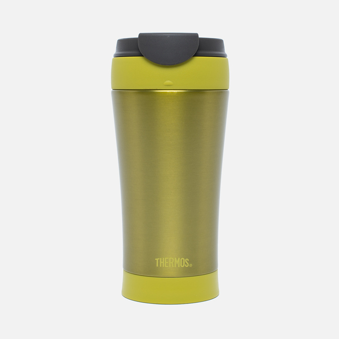 Термокружка Thermos JND 400ml Green/Black