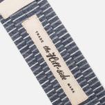 The Hill-Side Selvedge Chambray Men's Tie Indigo photo- 1