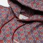 Мужская толстовка thisisneverthat Tile Hooded Burgundy/Navy фото - 1