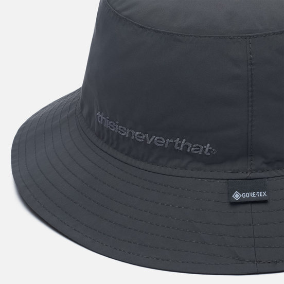Панама thisisneverthat Gore-Tex Paclite Charcoal