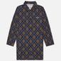 Мужское пальто thisisneverthat Moroccan Overcoat Blue фото - 0