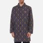 Мужское пальто thisisneverthat Moroccan Overcoat Blue фото - 2