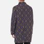 Мужское пальто thisisneverthat Moroccan Overcoat Blue фото - 3
