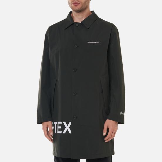 Мужское пальто thisisneverthat Gore-Tex Paclite Black