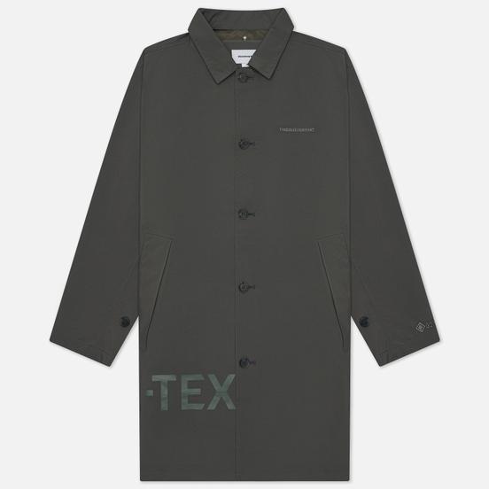 Мужское пальто thisisneverthat Gore-Tex Paclite Charcoal