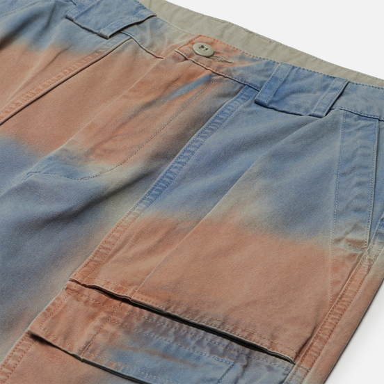 Мужские брюки thisisneverthat Fatigue Blue/Orange