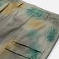 Мужские брюки thisisneverthat Fatigue Green/Yellow фото - 1