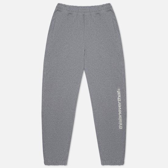 Мужские брюки thisisneverthat SP-Logo Sweat Heather Grey