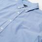 Мужская рубашка thisisneverthat T-Logo Oxford Blue фото - 1