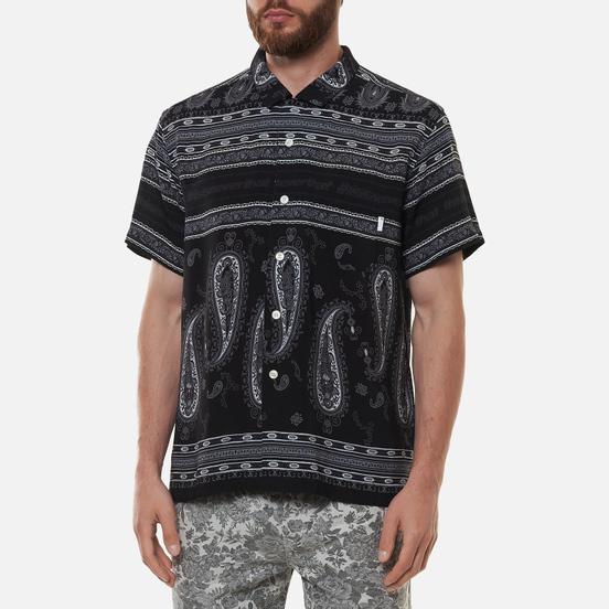 Мужская рубашка thisisneverthat Paisley Black