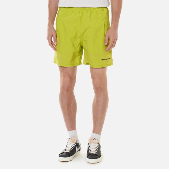 Мужские шорты thisisneverthat Jogging Lime