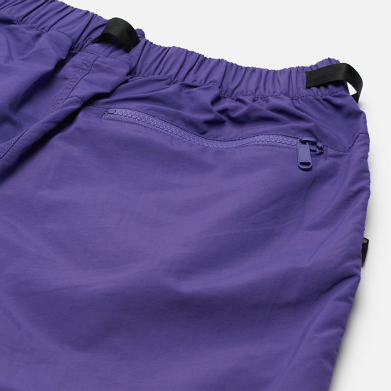 Мужские шорты thisisneverthat Mesh Zip Pocket Purple