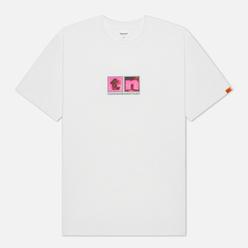 Мужская футболка thisisneverthat Shooting White