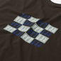 Мужская футболка thisisneverthat Dokkoi Charcoal фото - 2
