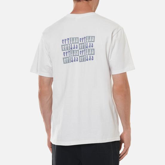 Мужская футболка thisisneverthat Dokkoi White