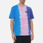 Мужская футболка thisisneverthat Vertical Tie Dye Blue/Pink/Violet фото - 3