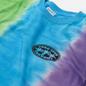 Мужская футболка thisisneverthat Vertical Tie Dye Green/Blue/Purple фото - 1