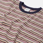 Мужская футболка thisisneverthat L-Logo Striped Multicolor 1 фото - 1