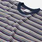 Мужская футболка thisisneverthat L-Logo Striped Multicolor 3 фото - 1