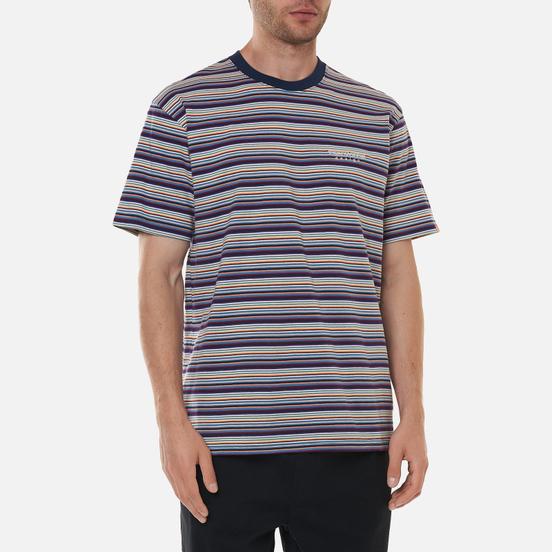 Мужская футболка thisisneverthat L-Logo Striped Multicolor 3