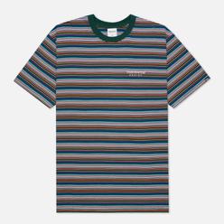 Мужская футболка thisisneverthat L-Logo Striped Multicolor 2