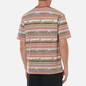 Мужская футболка thisisneverthat Printed Lion Stripe Multicolor 1 фото - 3