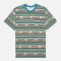 Мужская футболка thisisneverthat Printed Lion Stripe Multicolor 2 фото - 0
