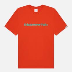 Мужская футболка thisisneverthat T-Logo Orange