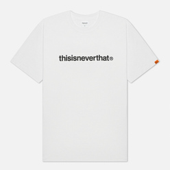 Мужская футболка thisisneverthat T-Logo White