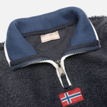 Napapijri Narsaq Children's Sweatshirt Blue Marine photo- 1