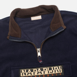Napapijri K Lami Children's Sweatshirt Blue Marine photo- 2