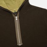 Мужская толстовка Acronym x Nemen S13-W Doubleface Olive фото- 2