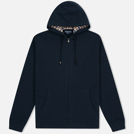 Aquascutum Luther Men's Hoodies Navy