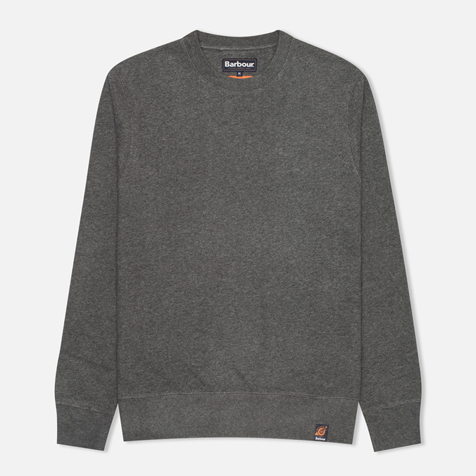 Мужская толстовка Barbour Hanssen Crew Neck Storm Grey