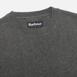 Мужская толстовка Barbour Hanssen Crew Neck Storm Grey фото- 1