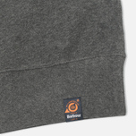 Мужская толстовка Barbour Hanssen Crew Neck Storm Grey фото- 4