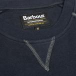 Мужская толстовка Barbour International Logo Navy фото- 3