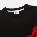Мужская толстовка Billionaire Boys Club Classic Crewneck Black фото- 2