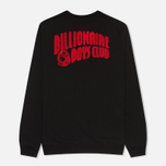 Мужская толстовка Billionaire Boys Club Classic Crewneck Black фото- 1