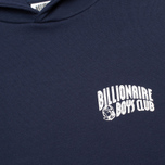 Billionaire Boys Club Small Arch Logo Men's Hoodie Navy photo- 2