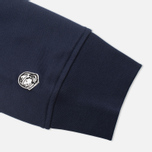 Billionaire Boys Club Small Arch Logo Men's Hoodie Navy photo- 4