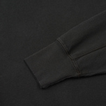 Мужская толстовка C.P. Company Round Neck Fleece Lens Pocket Black фото- 4