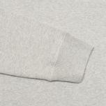 Мужская толстовка C.P. Company Logo Grey Melange фото- 3