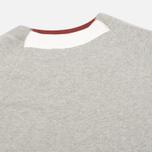 Мужская толстовка C.P. Company Logo Grey Melange фото- 4