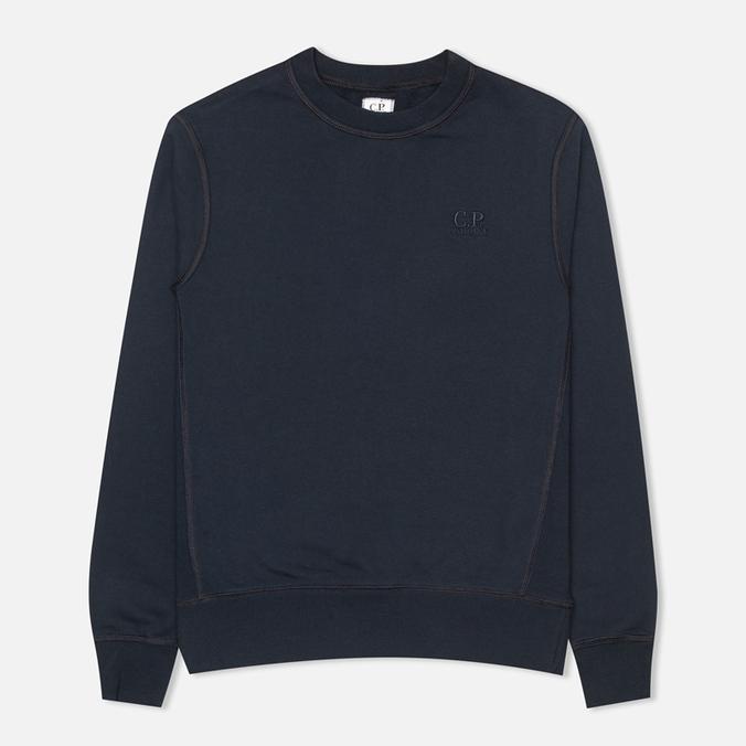 С.P. Company Round Men's Sweatshirt Blue